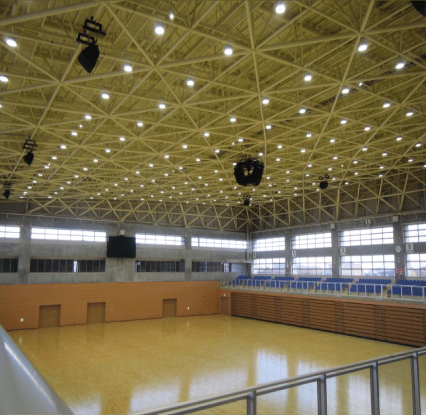 三沢市国際交流スポーツセンター
