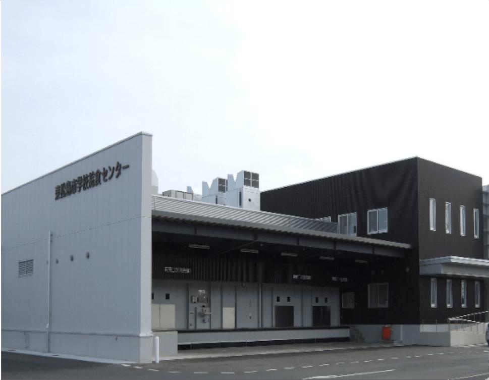 東松島市新学校給食センター